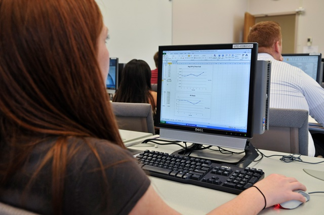 Data Analytics in the classroom.