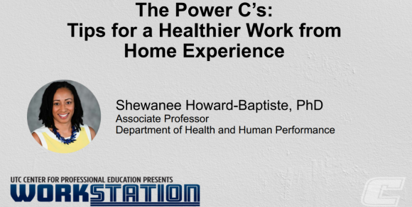Power C's PowerPoint