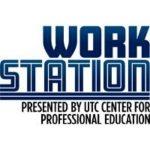 logo for UTC Center for Professional Education's Workstation