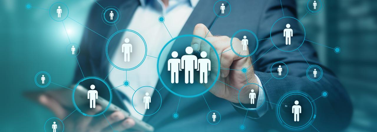 human resources recruitment concept