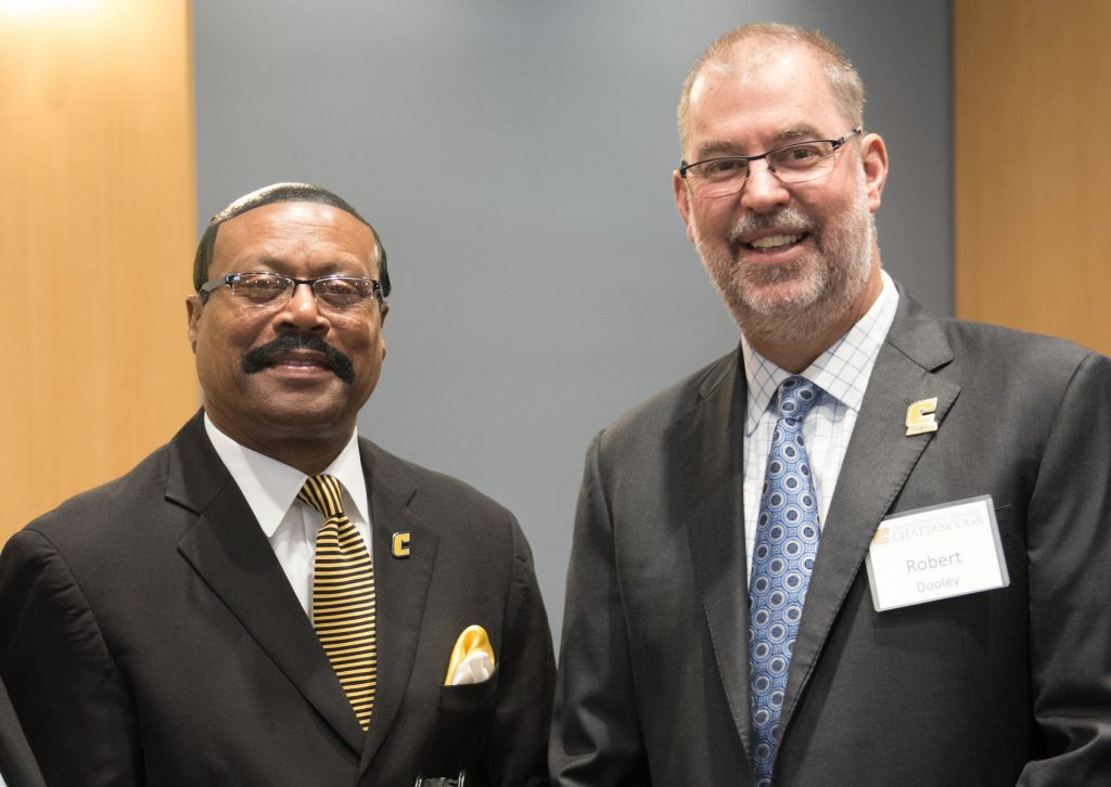 Dr. Richard Brown, Dr. Robert Dooley