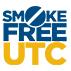Smoke Free UTC logo