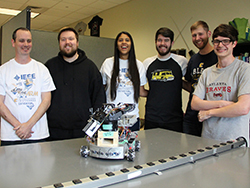 Senior Design IEEE Robotics Team