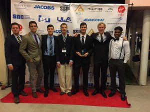 CECS Rocket MOCS Rank Third in National Competition