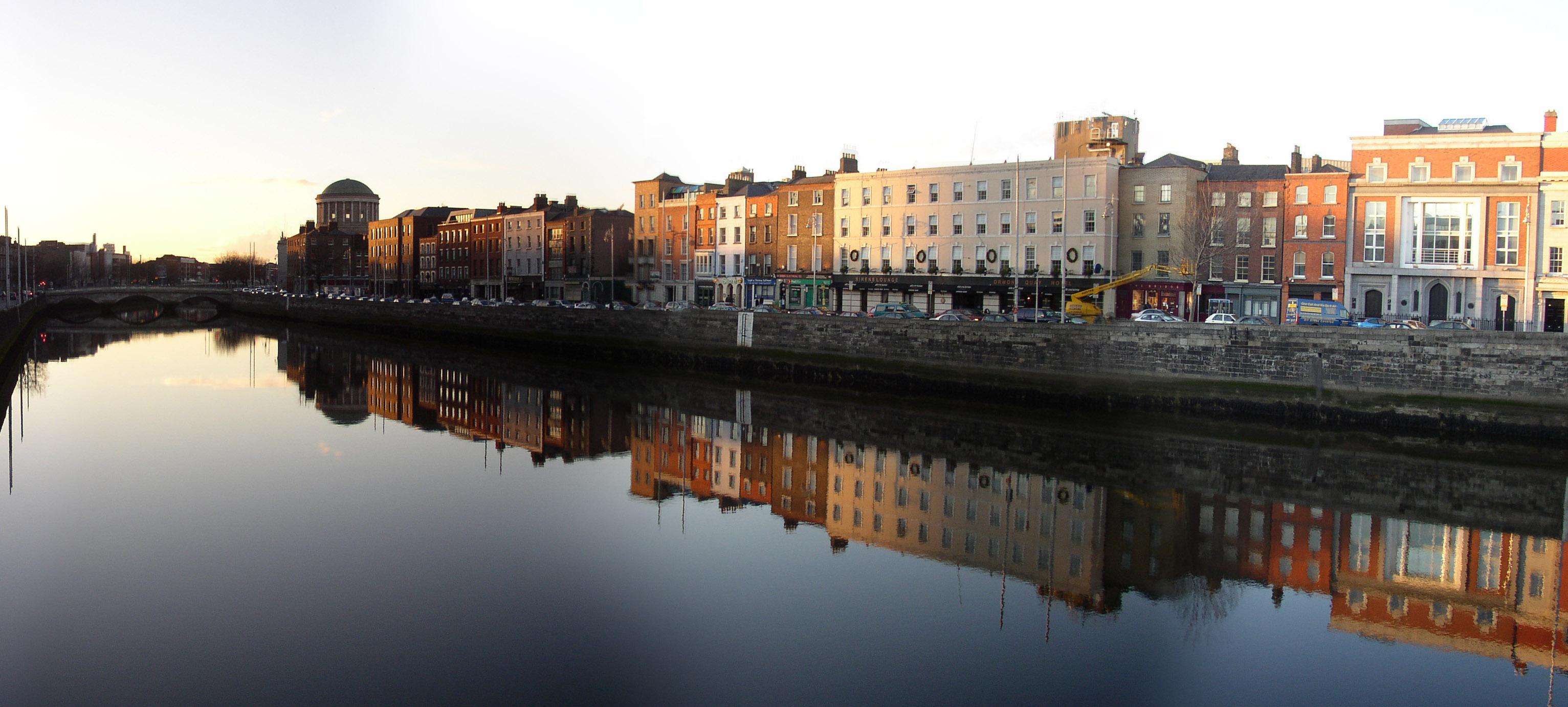 Pic of Dublin Riverside