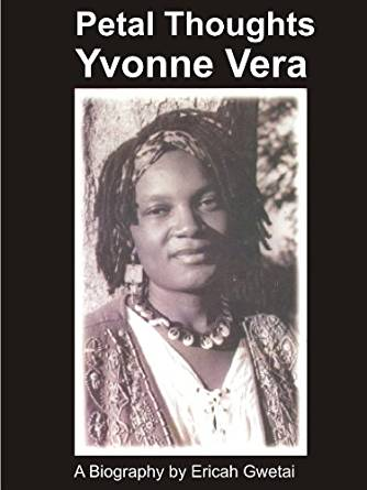 Petal Thoughts: Yvonne Vera biography cover.