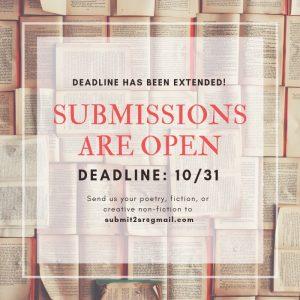 Sequoyah Review Deadline Oct. 31