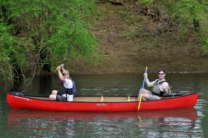 Canoe Trip.