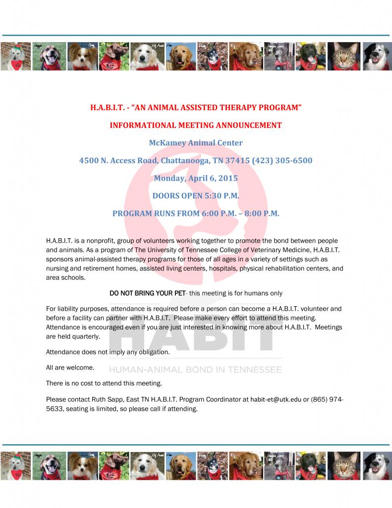 HABIT-Info-Session