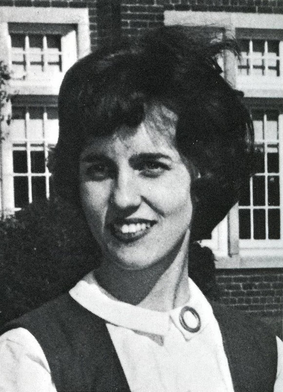 1964 Homecoming Queen Carole Rawls