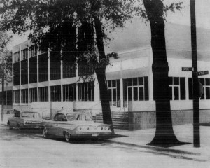 Mclellan Gymnasium