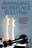 Managing Workplace Bullying book cover