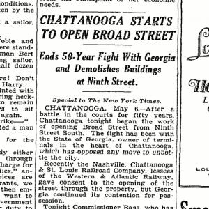 newspaper broad street