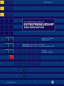International Journal of Entrepreneurship and Innovation