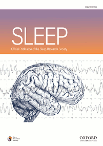 Sleep journal cover