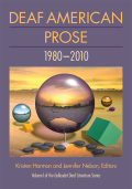 Deaf American Prose: 1980-2010 cover