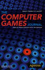 The Computer Games Journal cover
