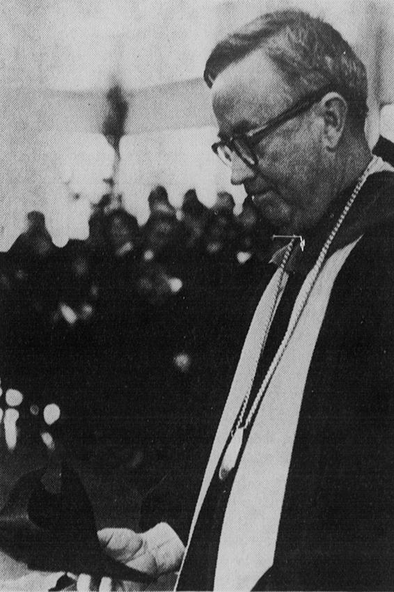 William H. Masterson on inauguration day
