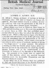 Kinsey Institute for Research in Sex, Gender, and Reproduction archival collection sample item