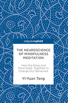 neuroscience of mindfulness meditation book cover