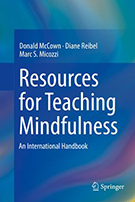 resource for teaching mindfulness book cover