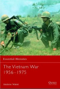 The Vietnam War 1956–1975 Book Cover