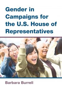 Gender in Campaigns for the U.S. House of Representatives book cover