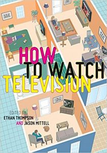 How to Watch Television Book Cover