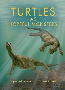 Turtle as Hopeful Monsters Book Covers