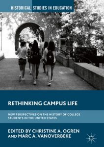 Rethinking Campus Life book cover