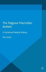 autism social and medical history book cover