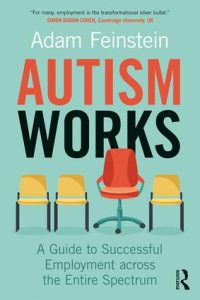 autism works book cover