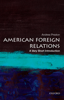 American Foreign relations book cover