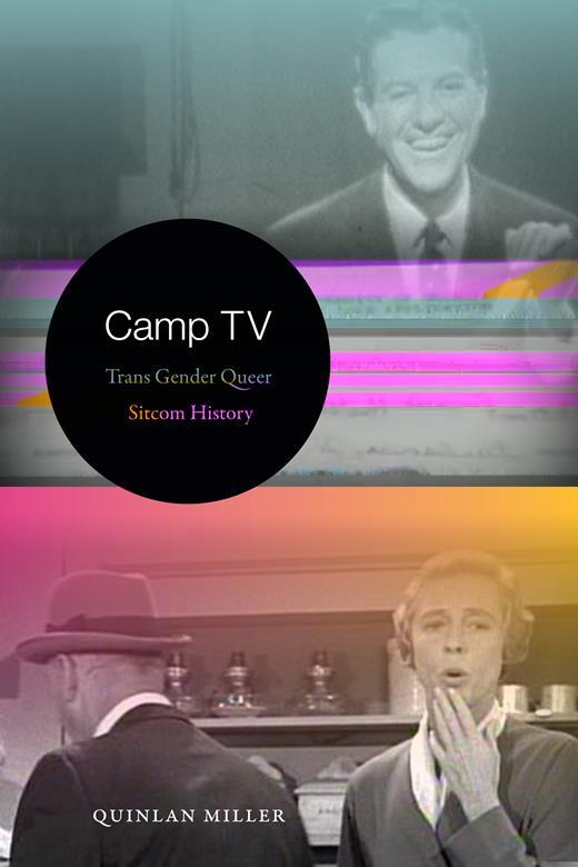Camp TV book cover