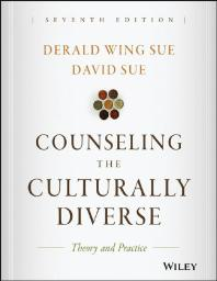 counseling the culturally diverse book center