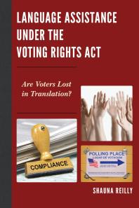 language assistance voting rights book cover
