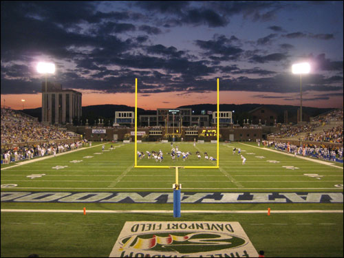 UTC Mocs home opener