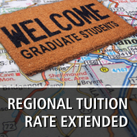 Region tuition rate extended