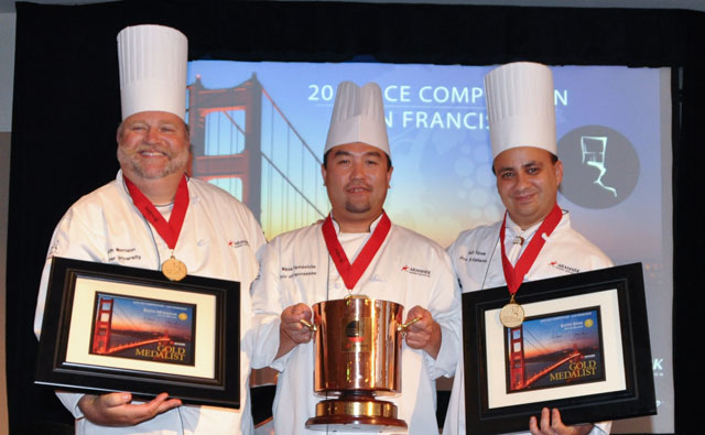 Chef Masa Wins National Competition Utc News Releases