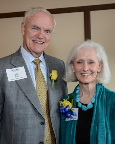 Dr. Bill Stacy and Dr. Sue Stacy
