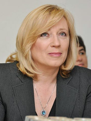 Dr. Iveta Radicova