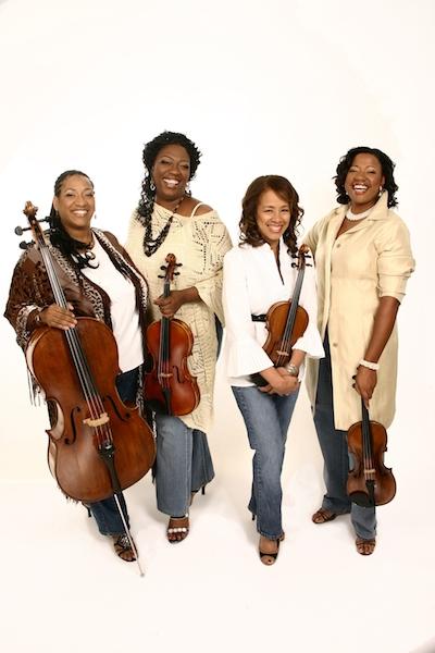 Marian Anderson String Quartet