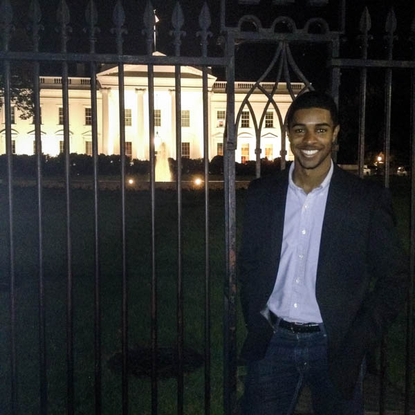 Visiting the White House