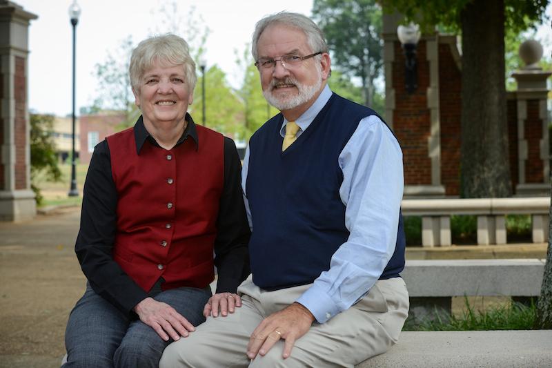 Drs. Verbie and Hugh Prevost