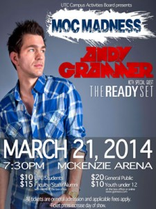 """Moc Madness"" brings Concert Series to UTC"