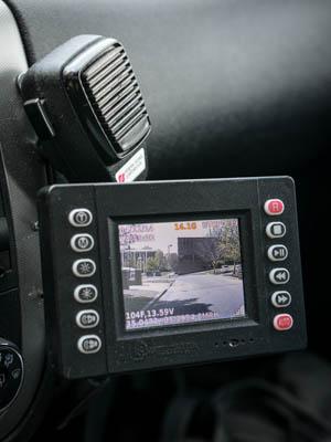 Utc Police Install New Video Recording System In Patrol