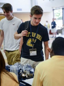 Orientations continue throughout summer