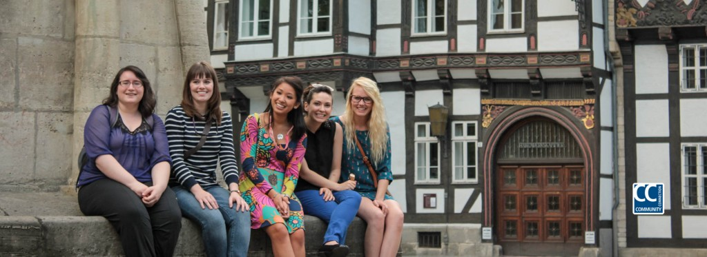 College of Business students in Germany