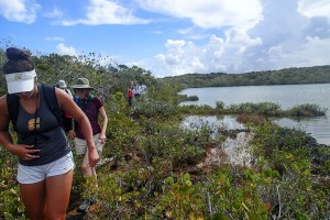 Students in Bahamas