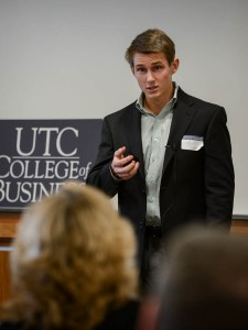 UTC CEO Club presents Elevator Pitch Competition